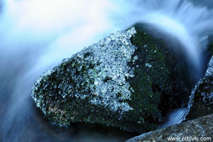 Леден диамант