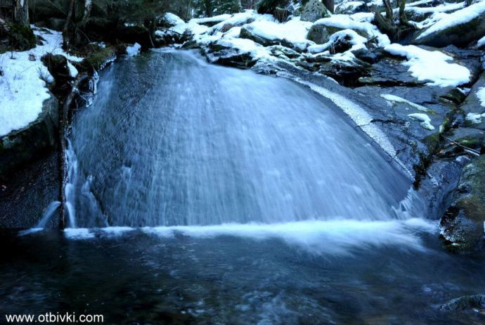 Водопад Самоковище