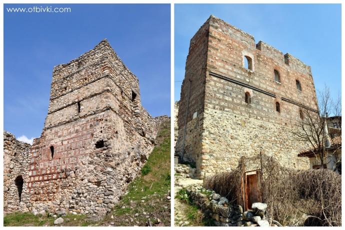 Болярската къща в Мелник