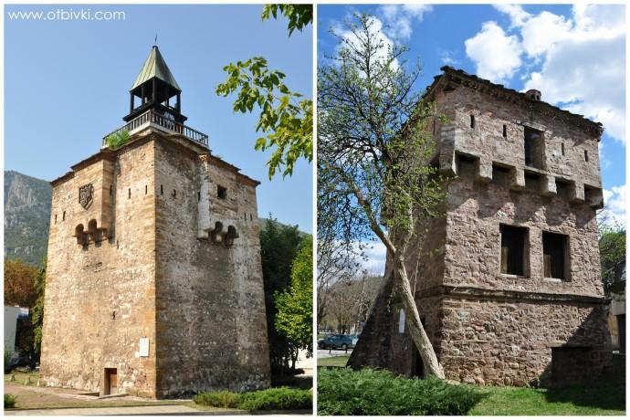 Кулите във Враца