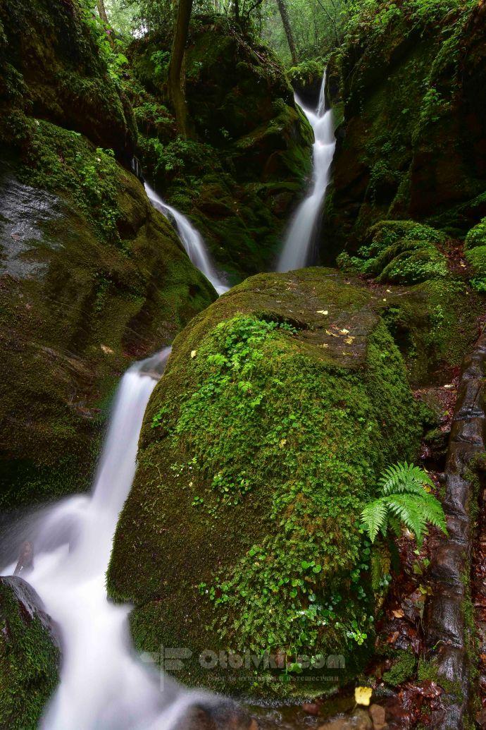 Лешнишки водопад1