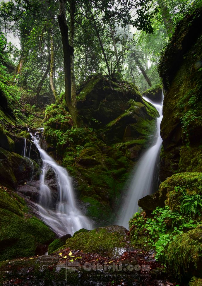 Лешнишки водопад2
