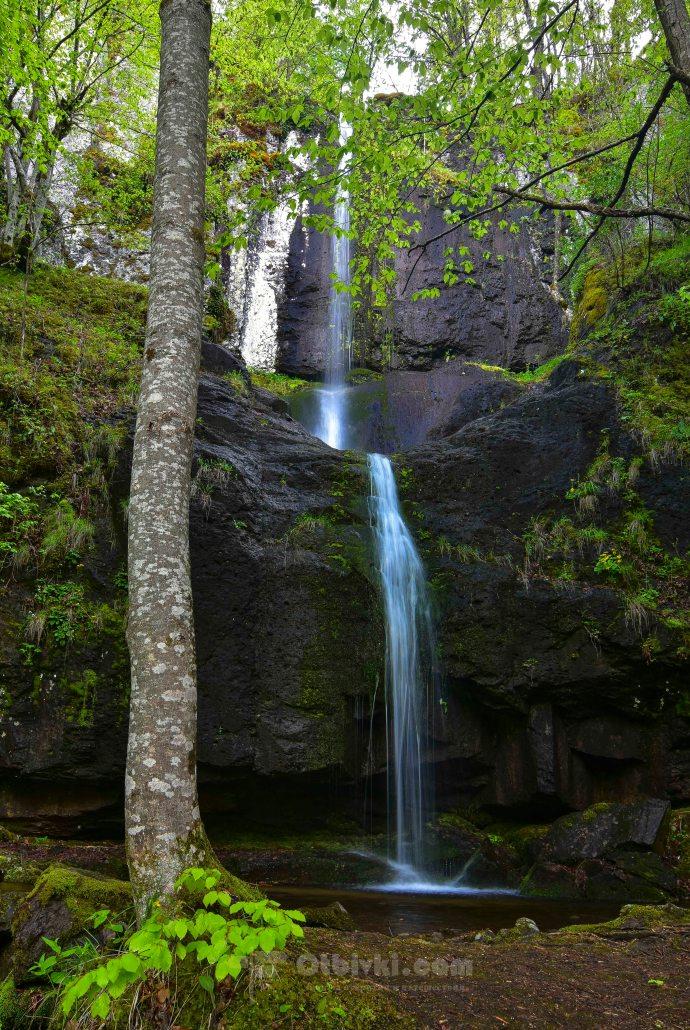 Мечешки водопад10