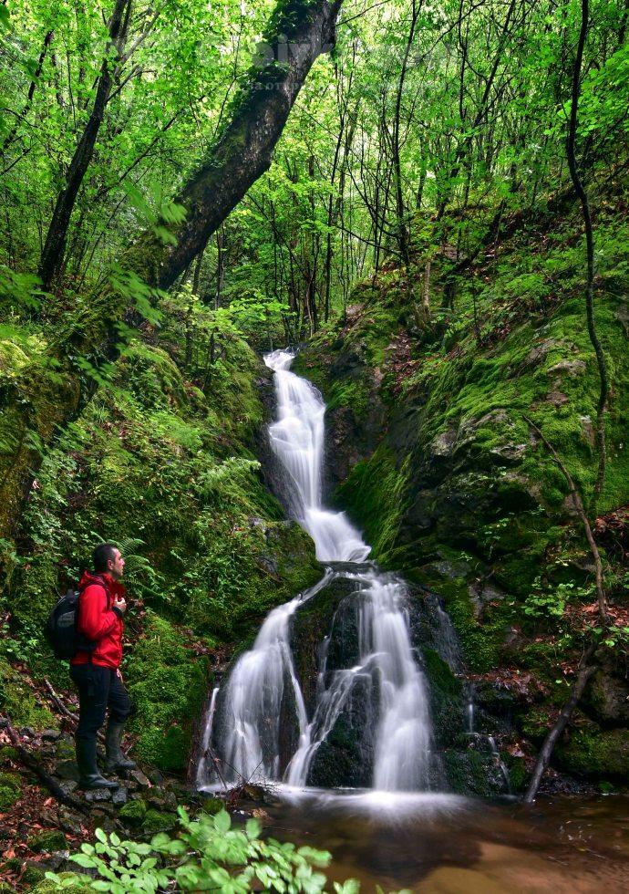 водопад дъбицата4