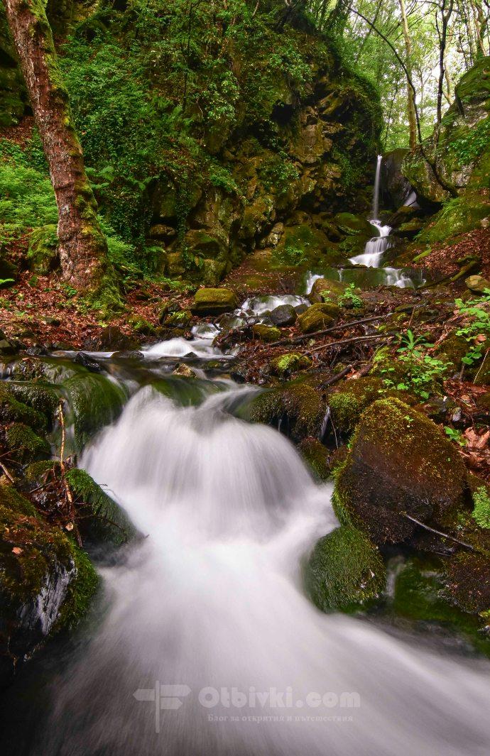 яворнишки водопад4