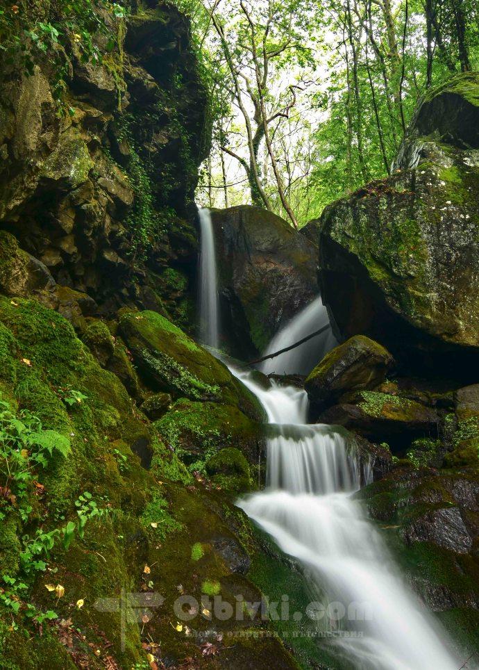 яворнишки водопад7